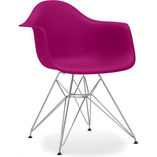 Privatefloor Chaise Dar Charles Eames Style Polypropylène Matt