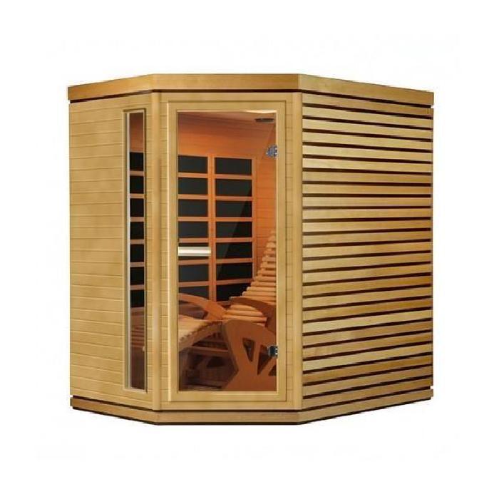 Achat / Vente kit sauna Sauna infrarouge Alto Solo
