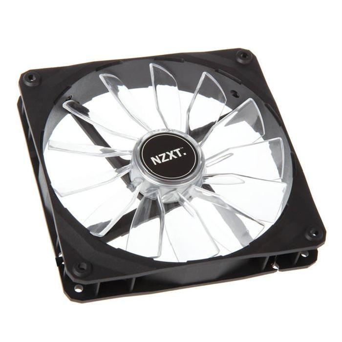 Ventilateur Boitier PC 140x140x25 mm 1000 RPM (+/ 10%) 83.6 CFM