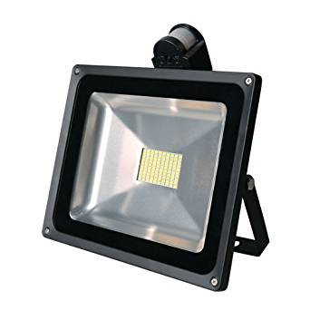 80W SMD LED projecteur extérieur/ intérieur spot avec détecteur de