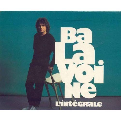 integrale Balavoine Daniel Balavoine: CD Album