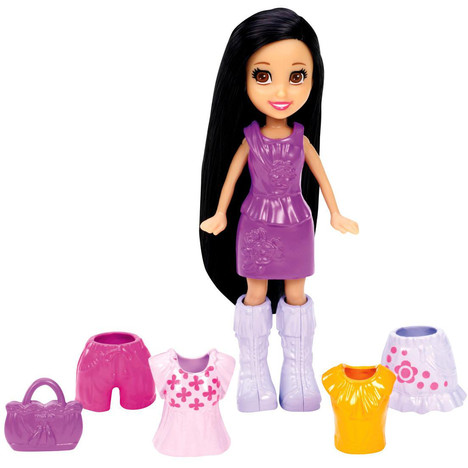 jouets Mini monde Polly Pocket POLLY POCKET Figurines avec accessoires