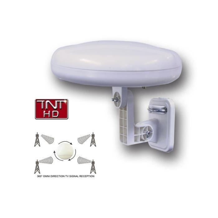 TNT HD Ronde 360° Achat / Vente antenne rateau Antenne