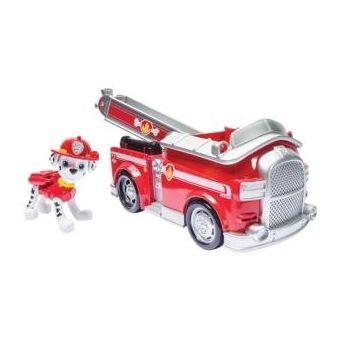 Spin Master Pat Patrouille Figurine Marcus + Camion De Pompier Paw