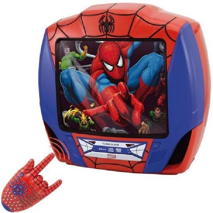 Combi TV DVD Spiderman 36 cm Achat / Vente téléviseur enfant
