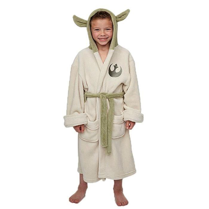 Star Wars Yoda Robe de Bain Pour Enfant Achat / Vente déguisement