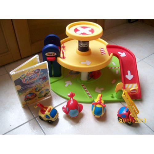 Avis sur » Garage Vroom Planet Mon Premier Garage Et Dvd : Mini