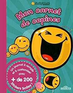 Smiley mon carnet de copines: Smileyworld: Fournitures de