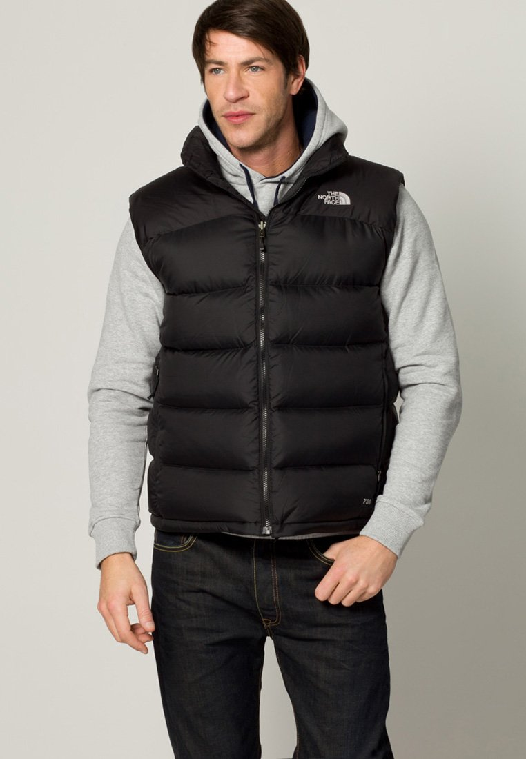 The North Face NUPTSE Veste sans manches tnf black