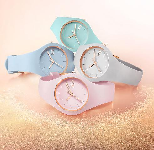Découvrez les montres Ice Watch!
