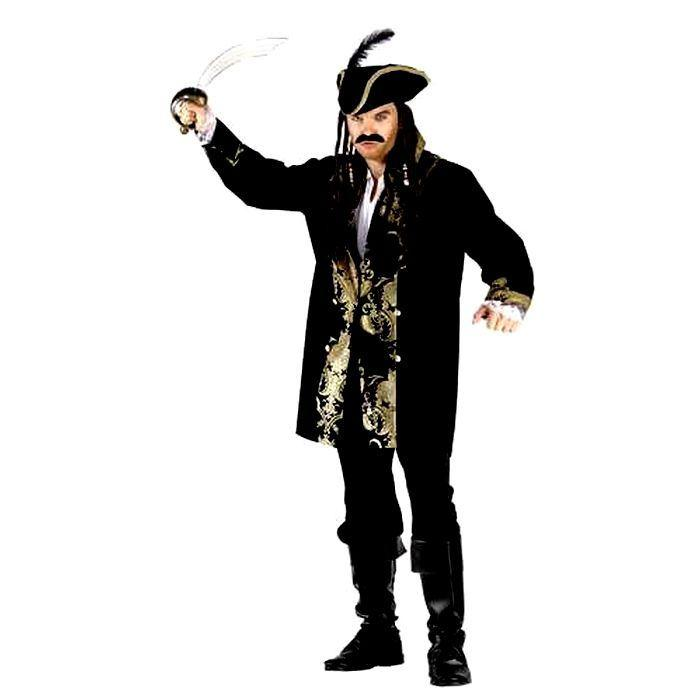 Costume pirate des 7 mers homme taille M/L Achat / Vente