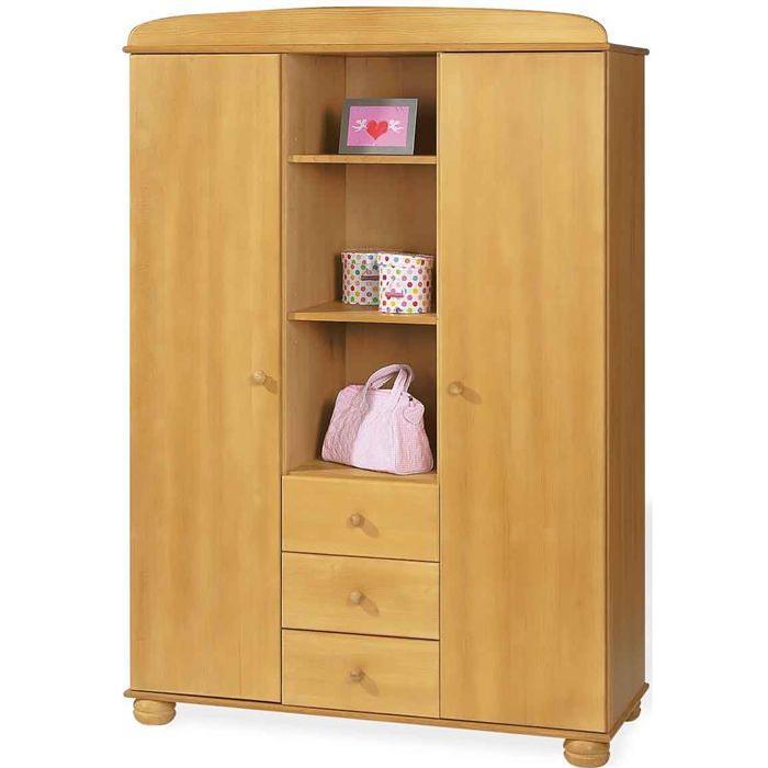 Armoire enfant, Collection «Miel» Achat / Vente armoire