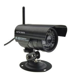 Caméra DE Surveillance IP Extérieure Sans FIL Heden Wifi Vision