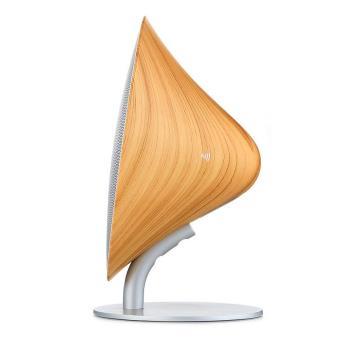 Enceinte Bluetooth NFC EMIE Solo One Caisson en bois naturel Achat