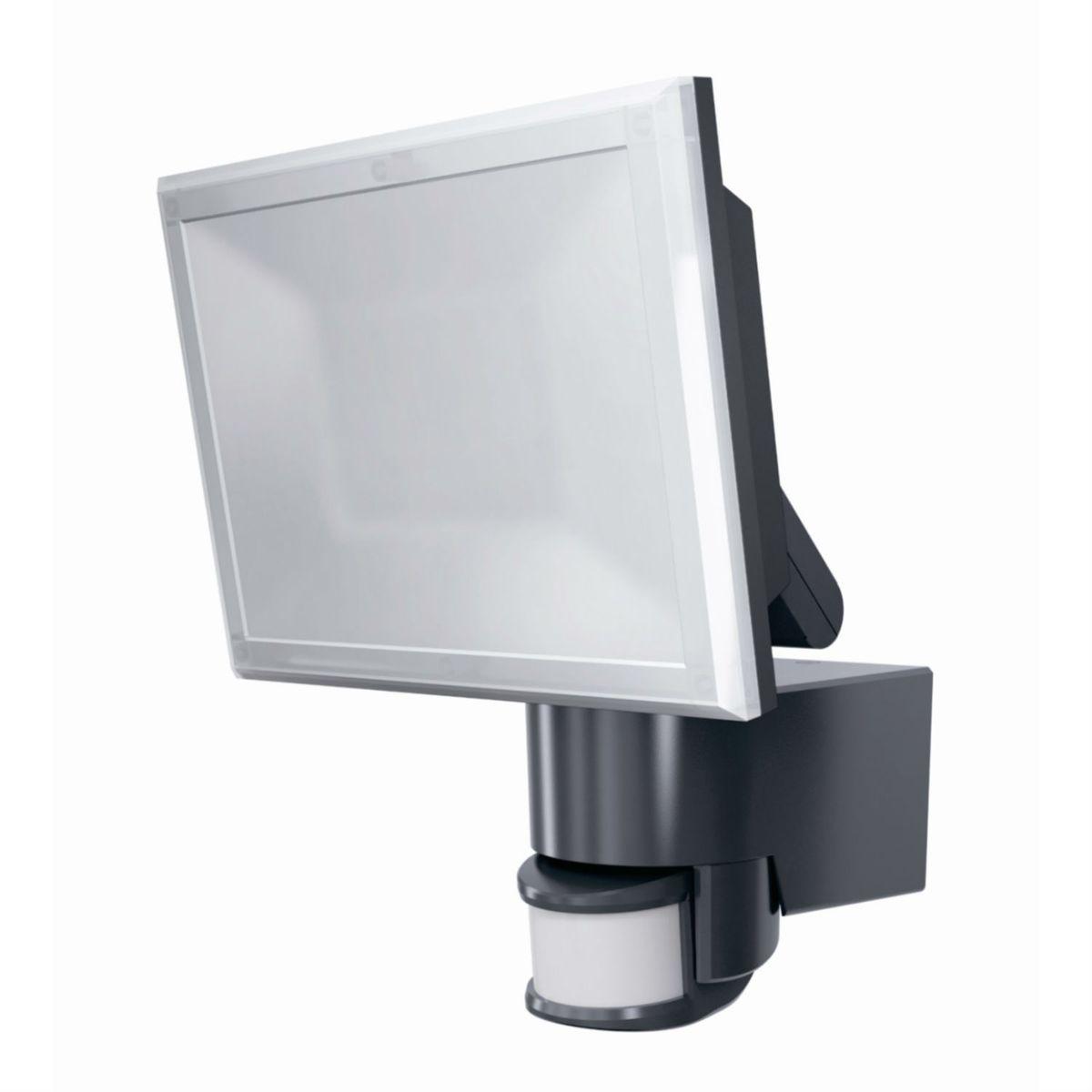 NOXLITE FLOODLIGHT Projecteur d'extérieur LED Chaud avec Détecteur