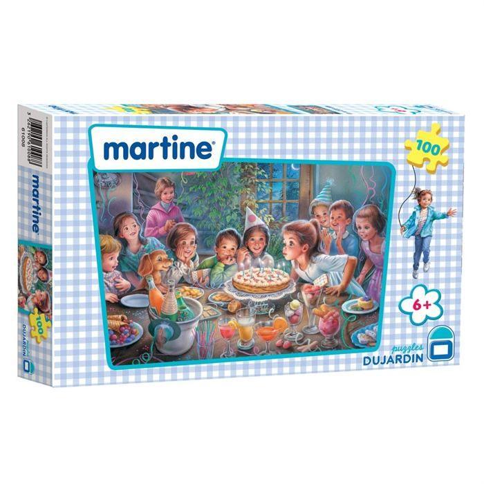 Puzzle Martine 100 pièces Achat / Vente puzzle Puzzle Martine 100