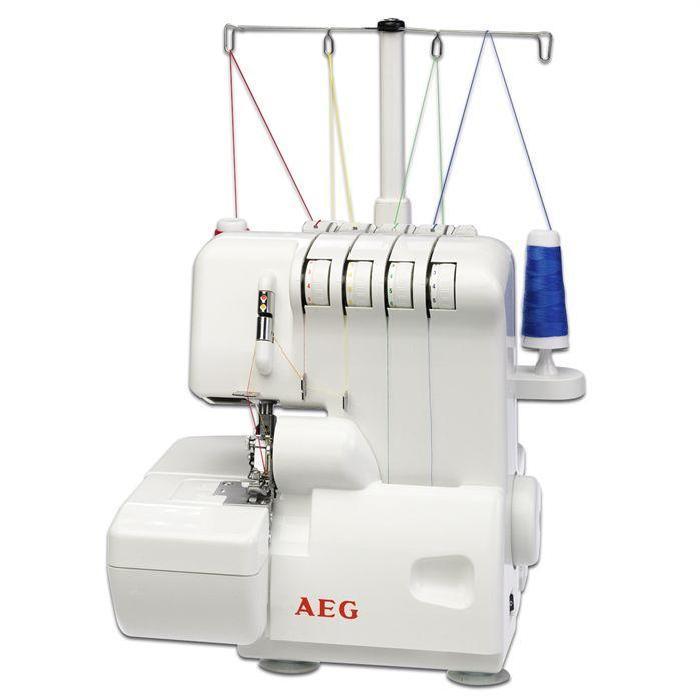 AEG 760 Surjeteuse Achat / Vente machine à coudre