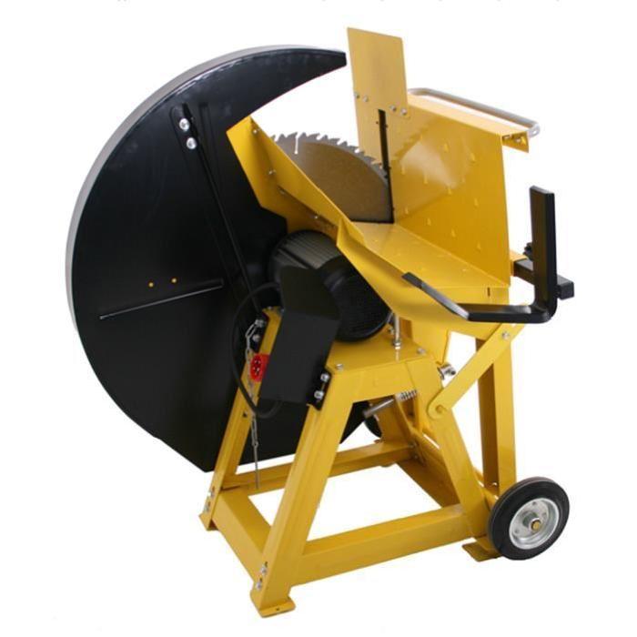 Scie à buche de bois electrique 3500W 600 mm Achat / Vente scie