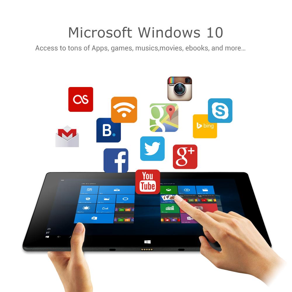 iRULU Walknbook Windows 10 10.1″ Tablet PC 2G 32G Intel