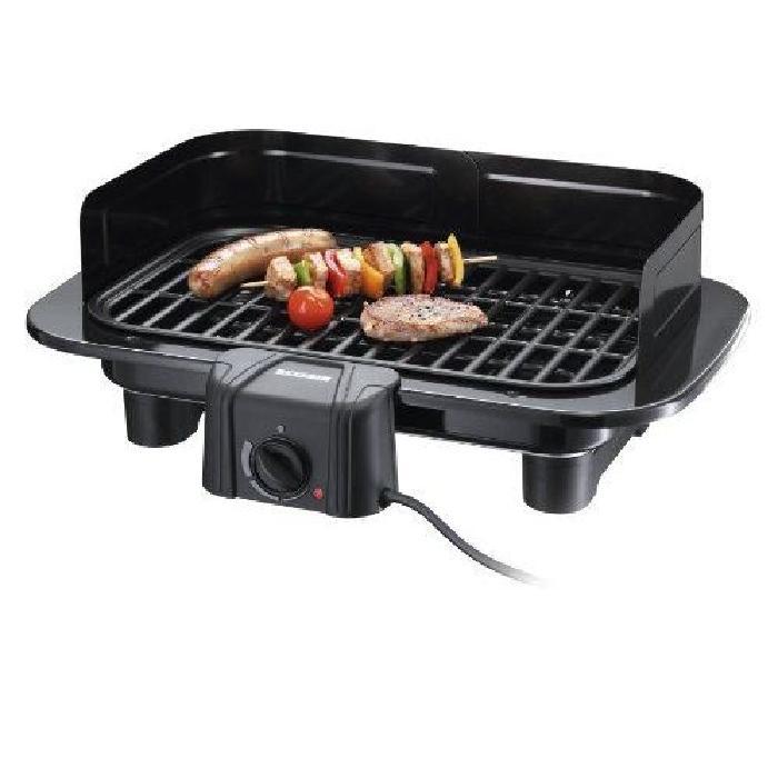 8525 Barbecue 2300 W Grille Fonte Achat / Vente Barbecue