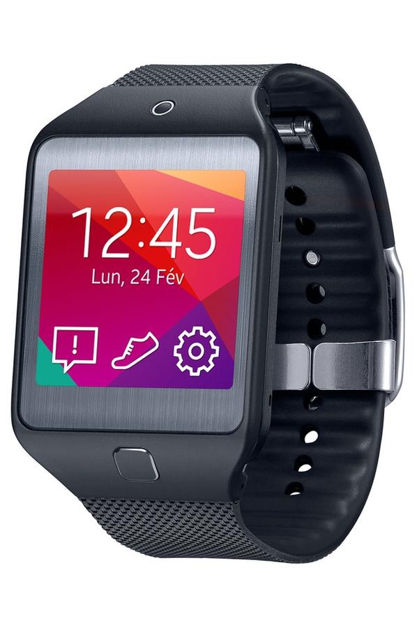 Montre connectée Samsung GEAR 2 LITE NOIR (4004400) |