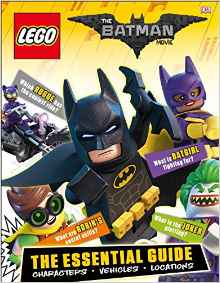 The LEGO® Batman Movie: The Essential Guide DK Livres