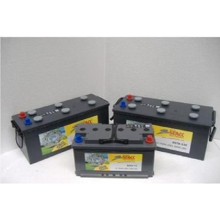 Batterie solaire GEL 12V 120Ah SEACC Achat / Vente batterie