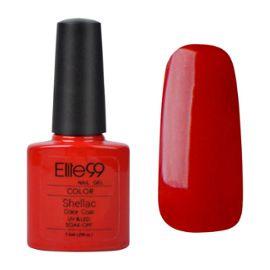 Elite99 Gelpolish Vernis A Ongles Gel Uv Soak Off Base Top Nail Art