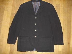 Kenzo Homme Veste Noir Taille 52 FR EN Laine 100