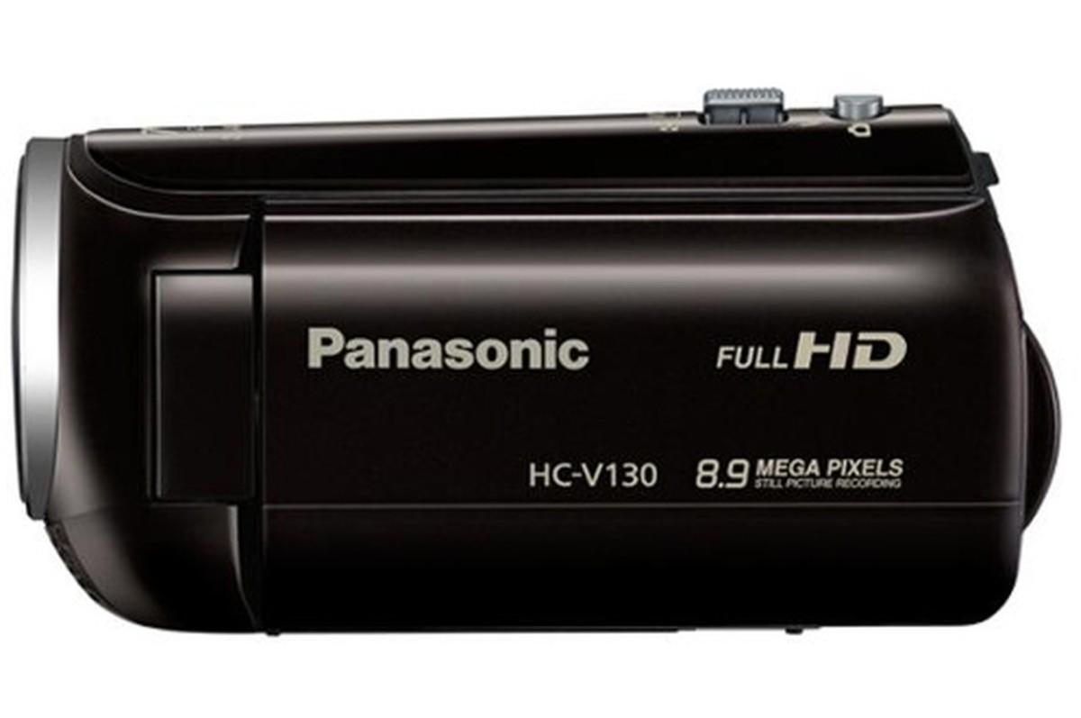 Pack Caméscope numérique Panasonic HC V130K SD PACK+SU4042 (5045363)