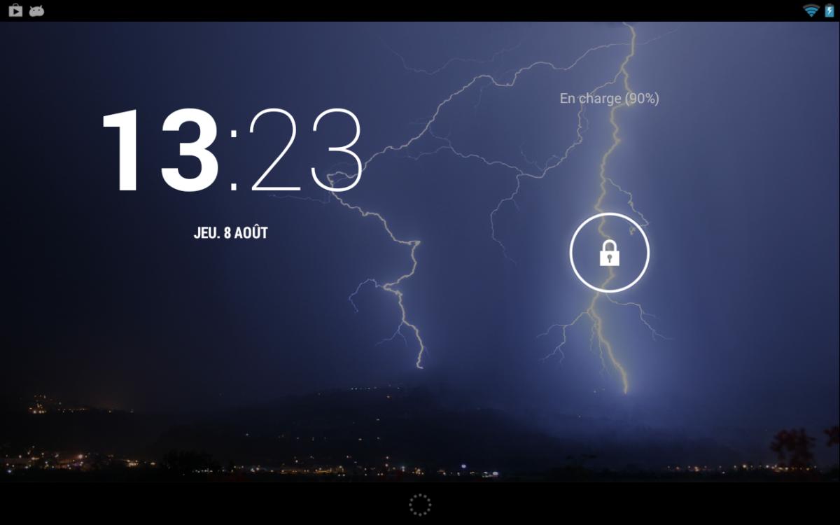 Orage (Fond d'écran animé): Appstore pour Android