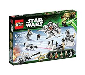 Battle of Hoth Star Wars: Jeux et Jouets