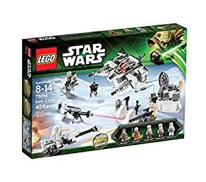 Battle of Hoth Star Wars: Jeux et Jouets