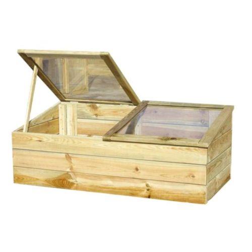 Serre en bois modèle Venezia pas cher Achat / Vente Serres en bois