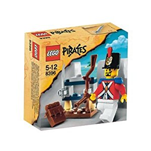 Lego 8396 Jeu de construction Pirates Le soldat