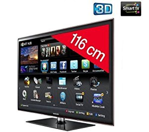 tv samsung led 117 cm