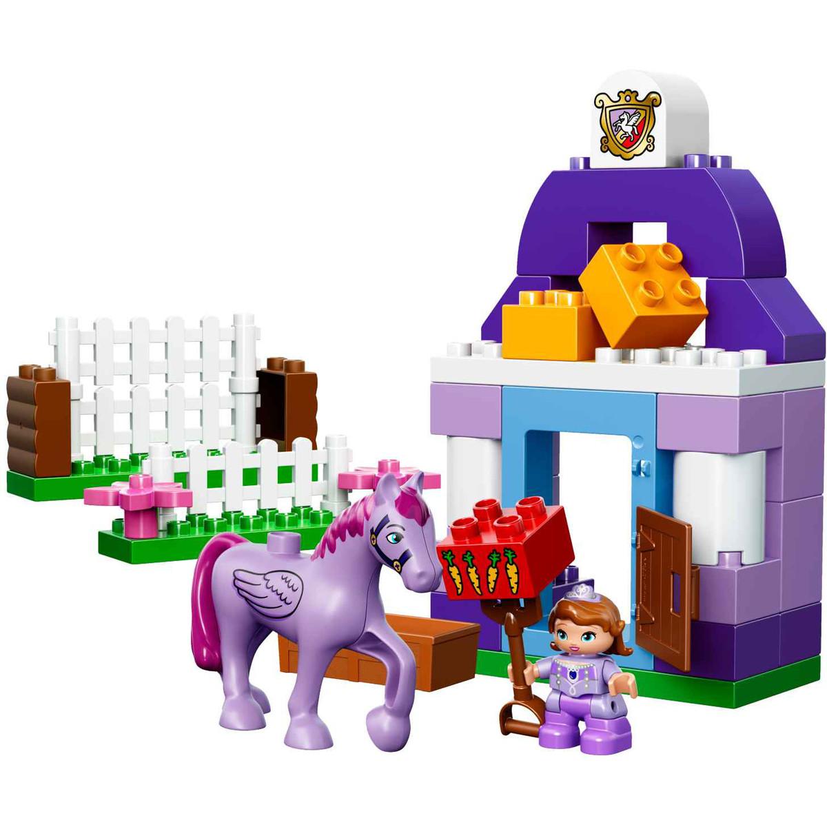 LEGO Duplo Disney Princesses 10594 L'écurie Royale de la Princesse