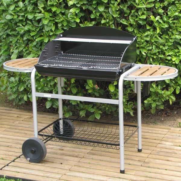 barbecue charbon jurel
