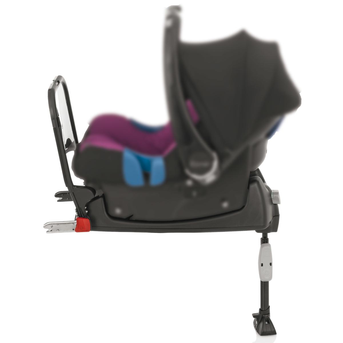 Base Isofix Noir de Britax, Embases de sièges auto : Aubert