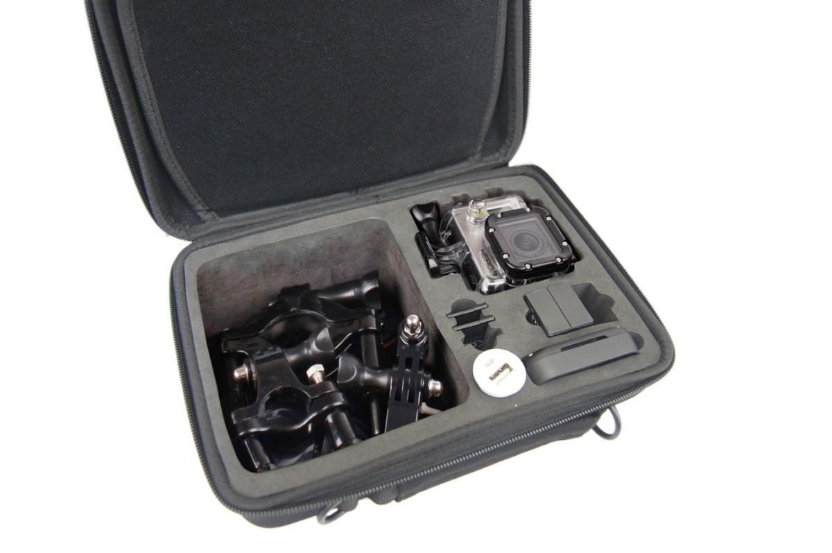 Accessoires pour caméra sport Temium HOUSSE POUR CAMERA SPORTIVE
