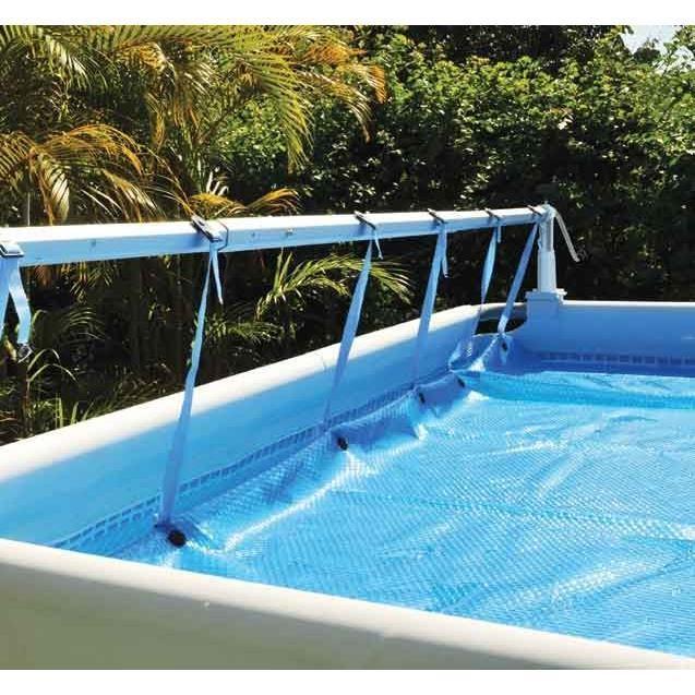 Enrouleur bache piscine topiwall for Enrouleur piscine