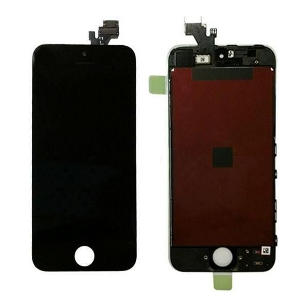 Ecran LCD + Tactile iPhone 5C Noir Achat ecran de téléphone pas