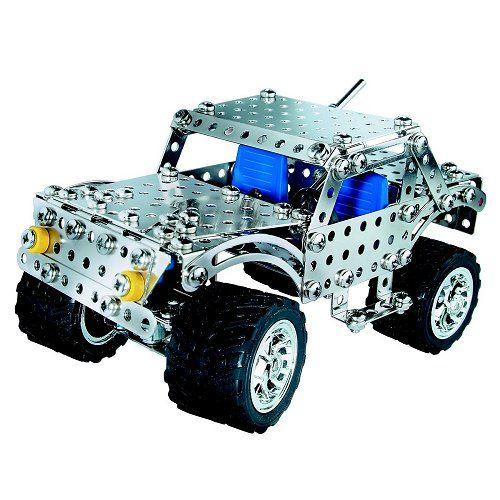 Coffret jeep pas cher Achat / Vente Meccano RueDuCommerce