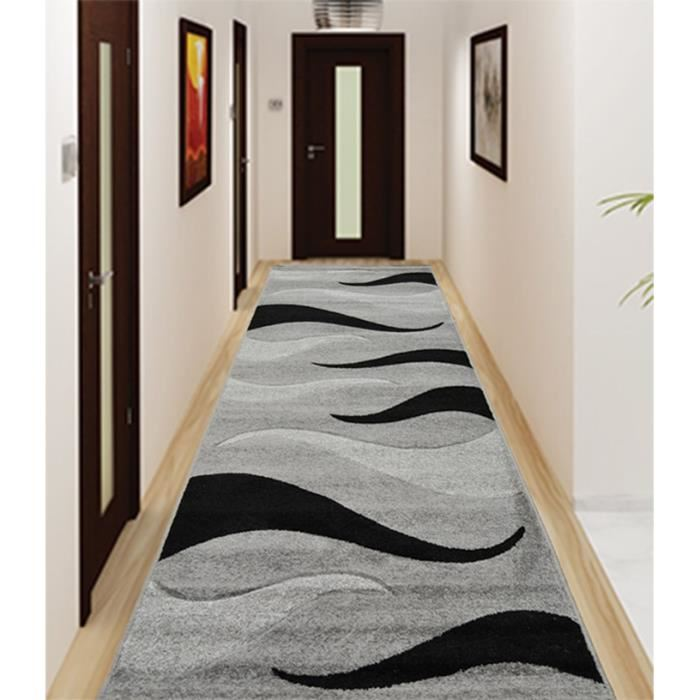 Tapis de salon topiwall for Couloir turquoise