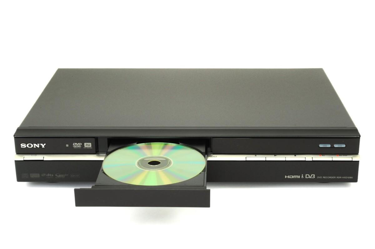 Enregistreur vidéo Sony RDR HXD1090B NOIR RDRHXD1090B (2738899