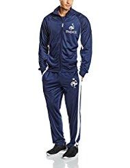 FFF Veste et pantalon de Survêtement de jogging Homme