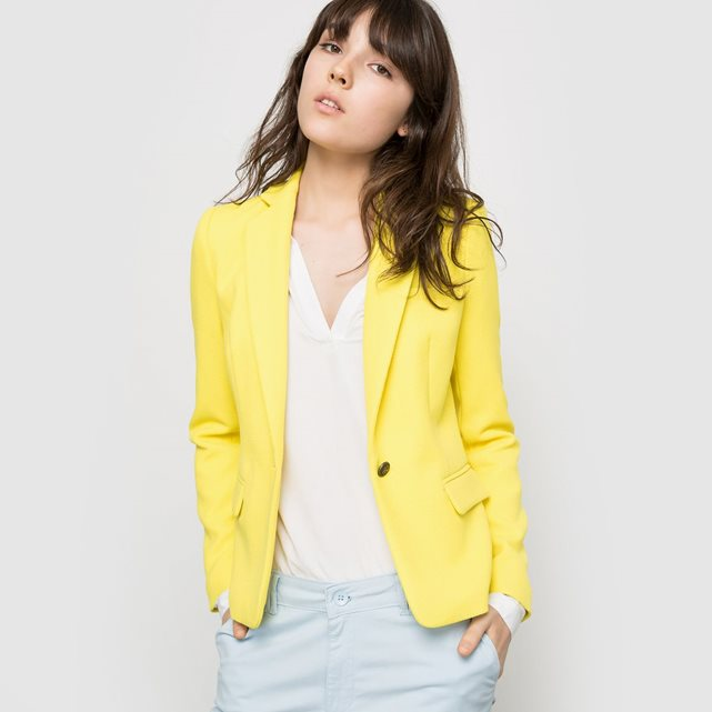 so cheap exclusive shoes best sneakers Blazer jaune femme - TopiWall
