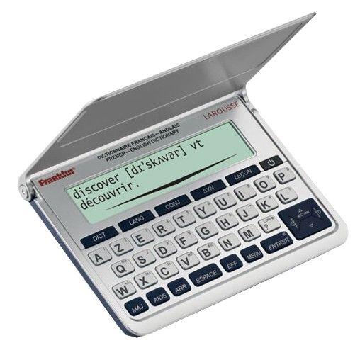dictionnaire electronique