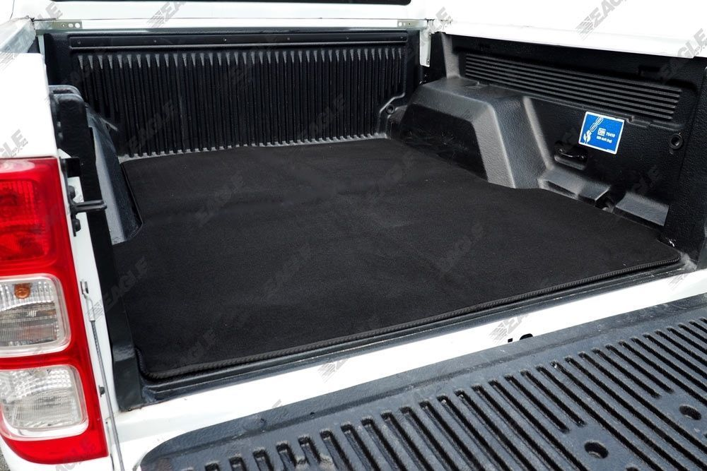 2016 Ford Ranger T6 tapis charge Doublure Mat Boot Non Slip Bed Mat