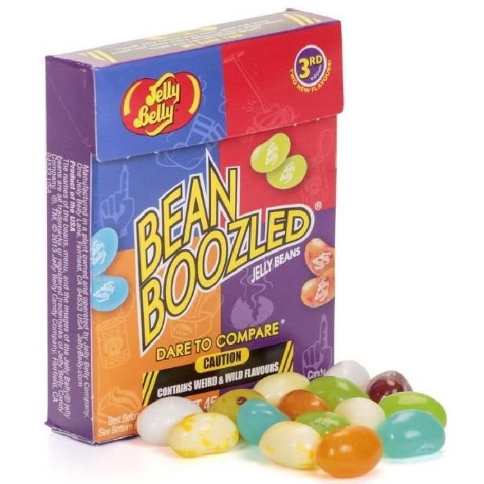 EXPEDIE DE FRANCE Bean Boozled Bonbon 3ème Edition Paquet 45gr Vous